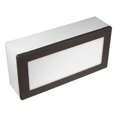 rectangle led paver light