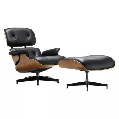 modern lounge chairs for living room nursing chair babies r us the at lumens com eames with ottoman