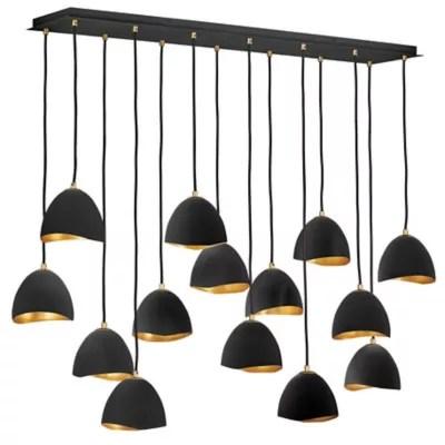 multi light pendants modern cluster