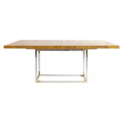 Bond Extension Dining Table By Jonathan Adler At Lumens