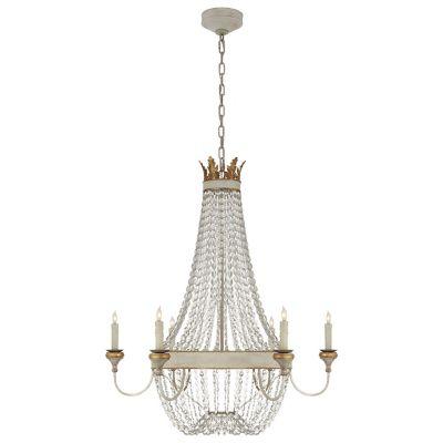 entellina 6 light chandelier