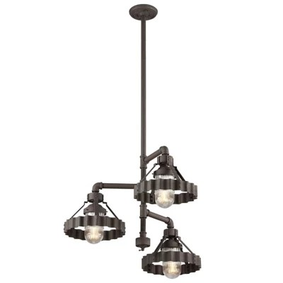 sawyer chandelier by troy lighting at