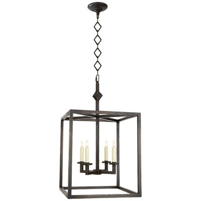 visual comfort farlane chandelier by thomas obrien tob 5018ps np