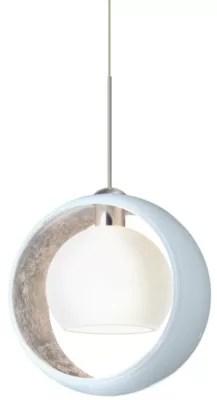 besa lighting spazio pendant light 1xt 6294rd sn