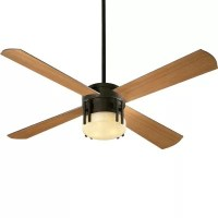 Mission - Ceiling Fan by Quorum International at Lumens.com