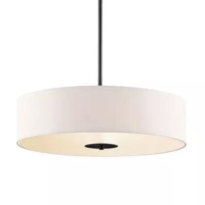 kitchen drum light islands you can sit at lights pendants lumens com convertible pendant