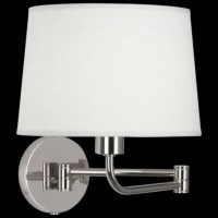 Swing Arm Wall Lamps | Reading & Swing Arm Wall Sconces at ...