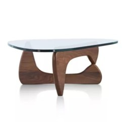Modern Side Tables For Living Room Pictures Of Coastal Rooms Coffee End At Lumens Com Noguchi Table