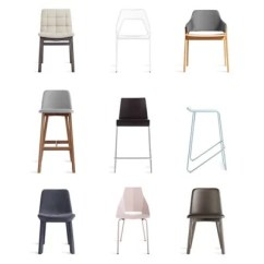 Chair Mesh Stool Ergonomic Leather Office Hot By Blu Dot At Lumens Com With Wicket Smoke Counterstool Ready Counter Real Good Seat Pad
