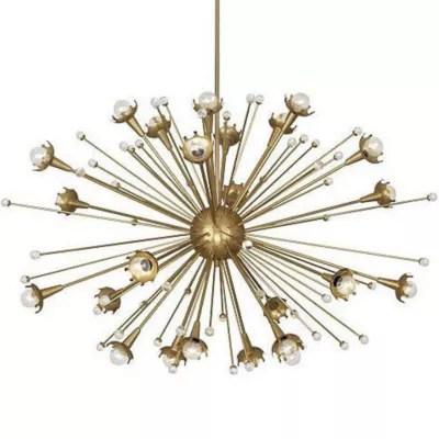 mid century modern lighting