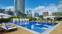 Five-star Singapore Hotel With Executive Lounge Access