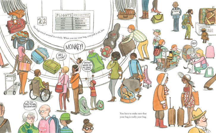 Image result for the airport book