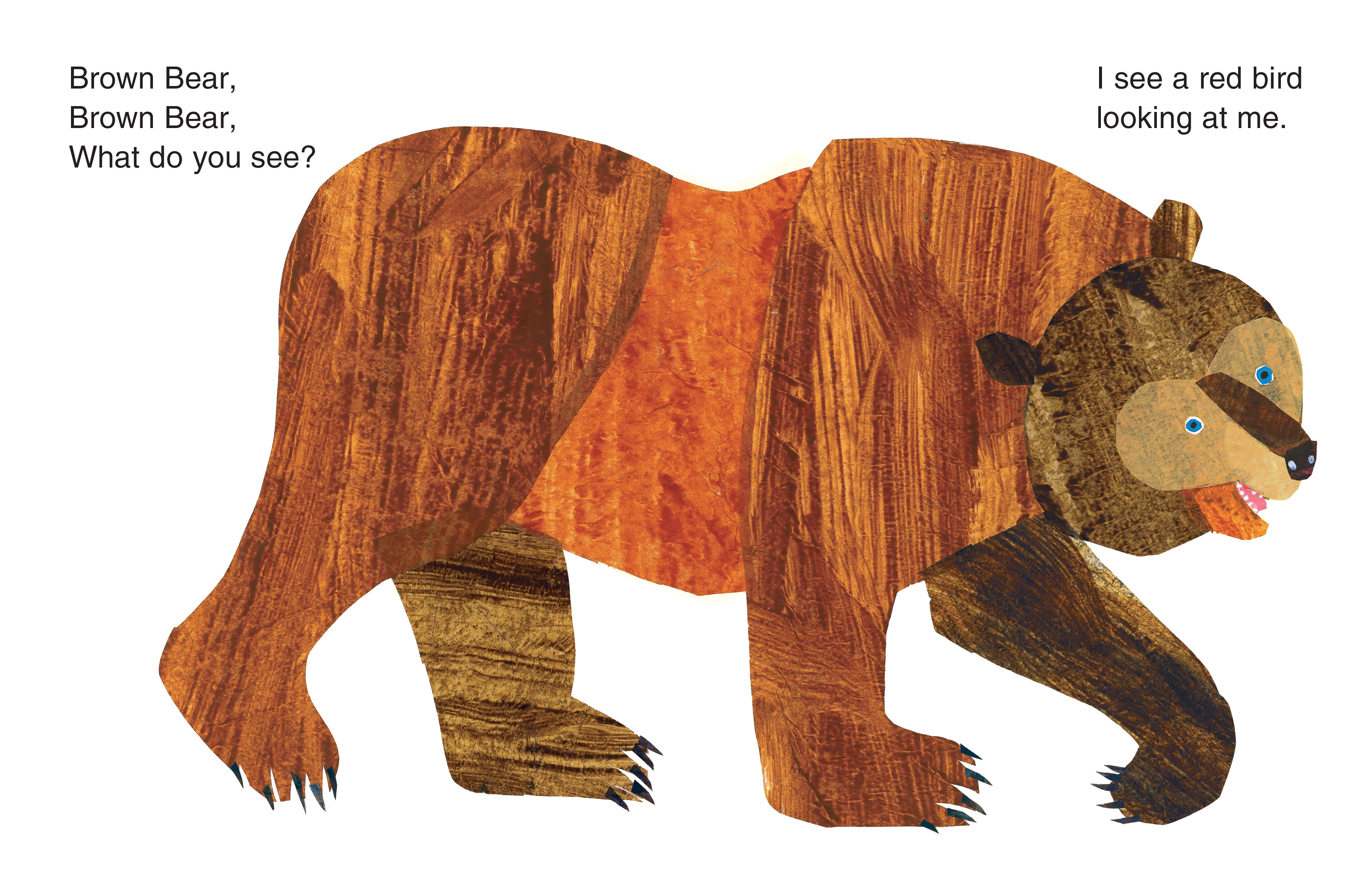 Brown Bear Brown Bear What Do You See 50th Anniversary