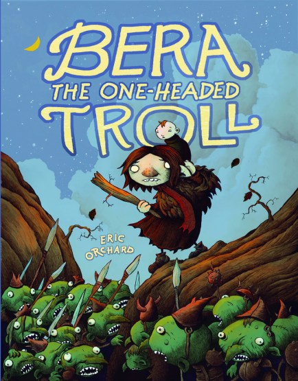 Image result for bera the one headed troll