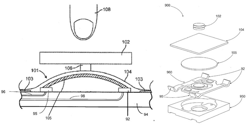 Apple Interested in Liquidmetal Alloys for Home Buttons