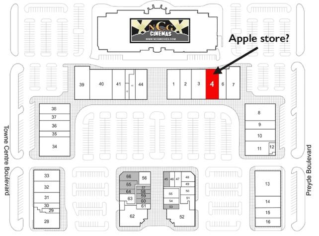 Apple Planning New Retail Store in Lansing, Michigan