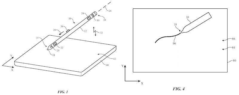Future Apple Pencil Could Include Motion Sensors and Magic