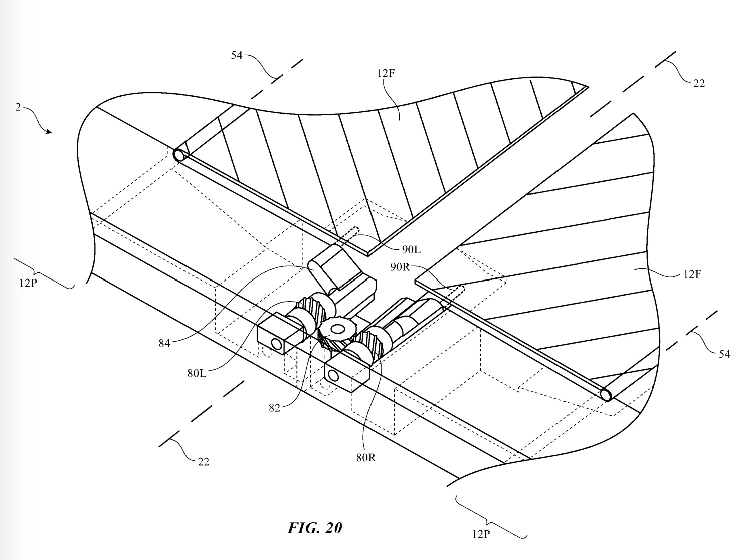 Apple Patents Foldable Device With Movable Flaps to