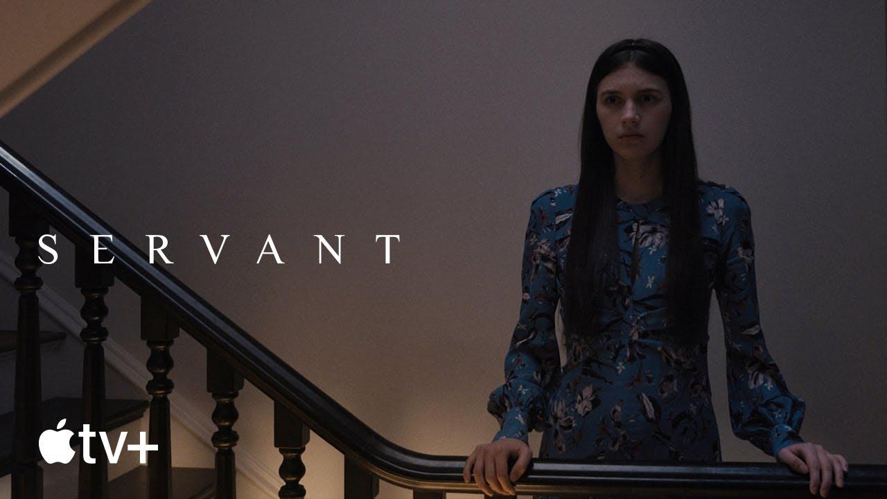 Apple TV+ Thriller 'Servant' Nominated for 2021 TV Choice Award