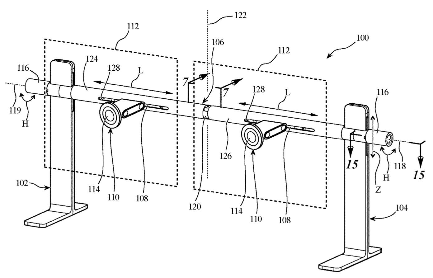 Apple Patent Filing Reveals Dual Monitor Stand for Pro
