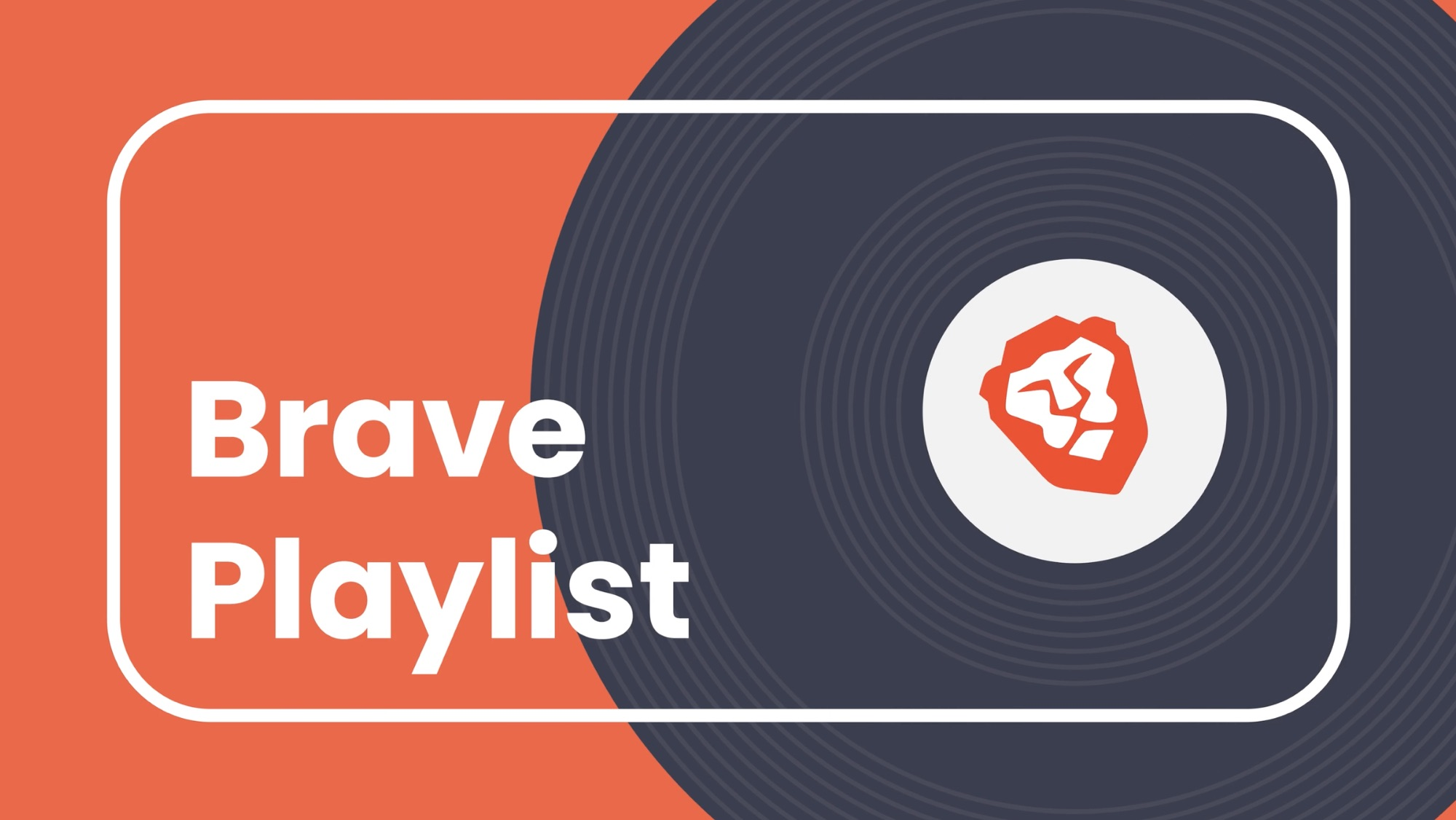 Brave Browser for iOS Gains New Playlist Feature for Queueing Video and Audio Content