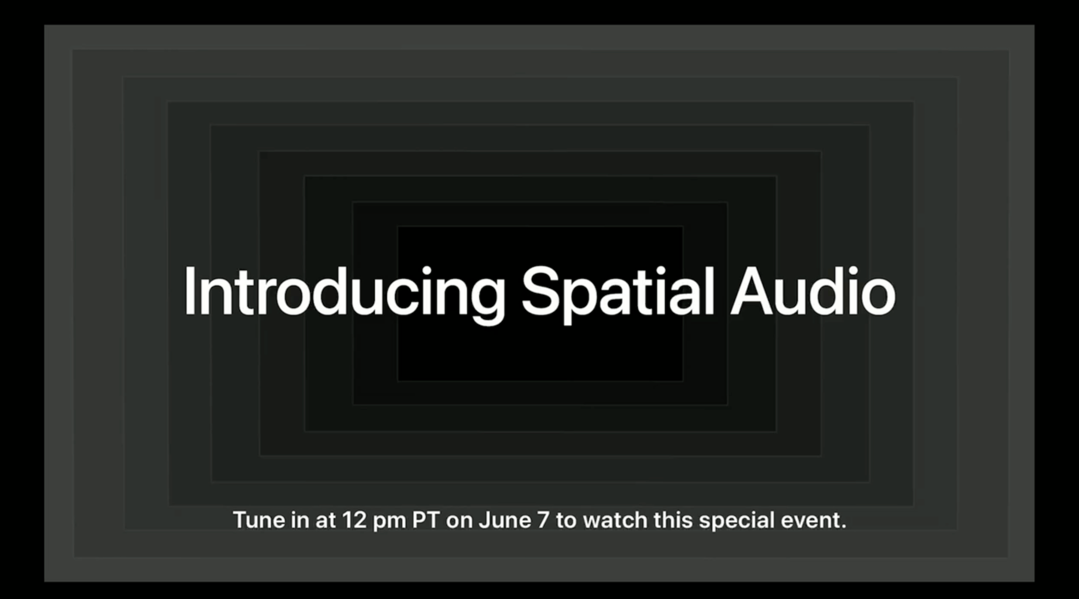 Apple Music Announces 'Special Event' Tomorrow, Immediately After WWDC Keynote