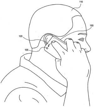Apple Patent Application Details iPhone Control Via Finger