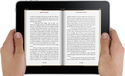 iPad + iBooks