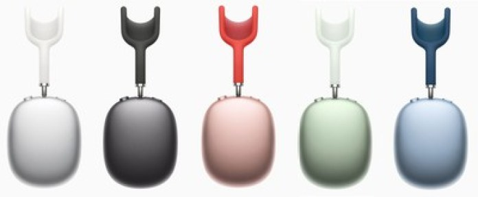 airpods max colors
