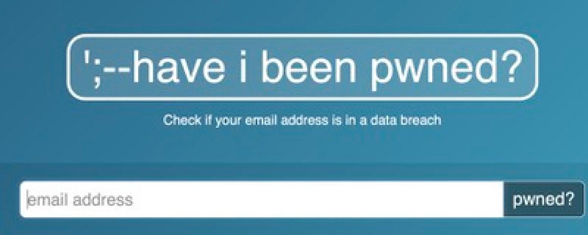 pwned website