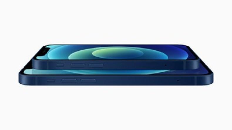 iphone 12 blue aluminum