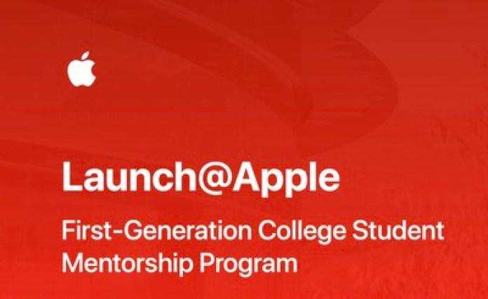 apple launch student program