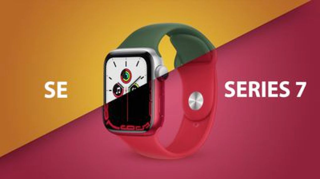 Apple Watch Series SE vs 7