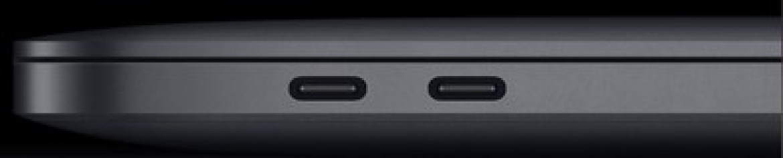 macbook pro m1 thunderbolt ports