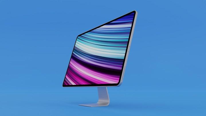 nowy design iMaca render