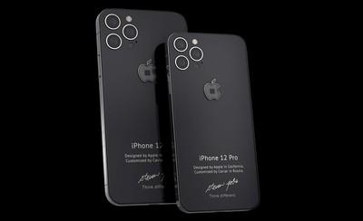 iPhone12 Steven Jobs2 Black14