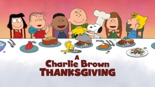 изображение дня благодарения чарли брауна