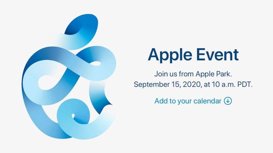 Apple's September 2020 Event: Spoiler-Free Video Stream