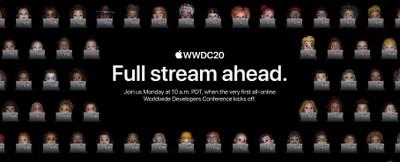 wwdc 2020 transmisión completa por delante