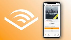 Audible now supports the purchase of in-app audiobooks in a possible relaxation of the App Store rules