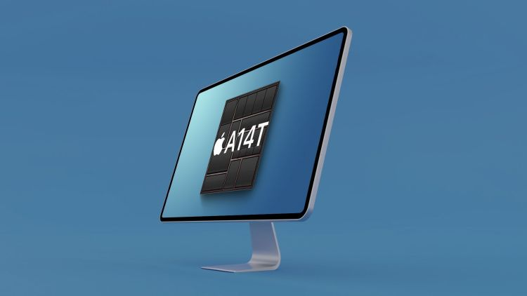 The first iMac with Apple Silicon will arrive in the first half of 2021, will have A14T chip for desktop and Apple GPU
