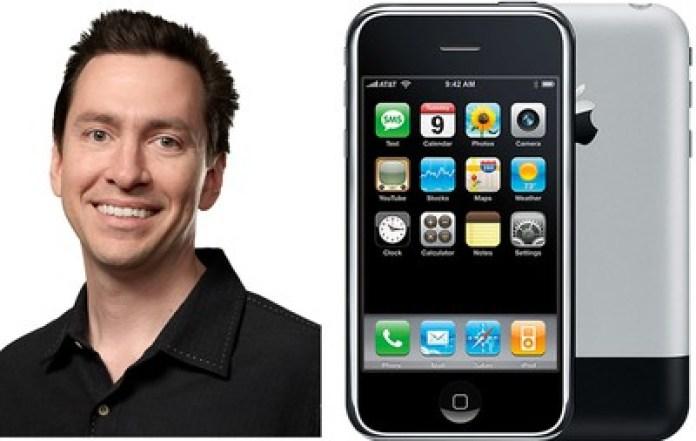 scott forstall original iphone