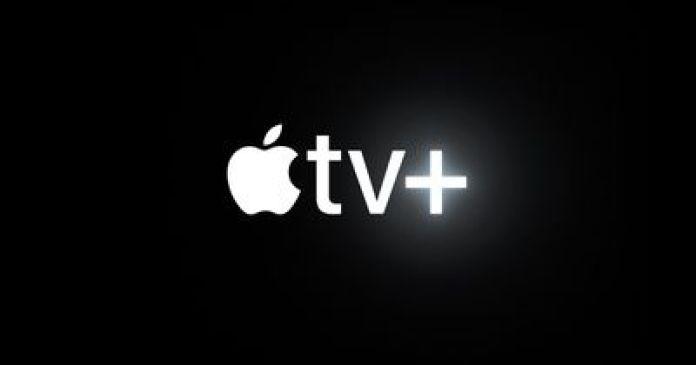 apple tv plus banner