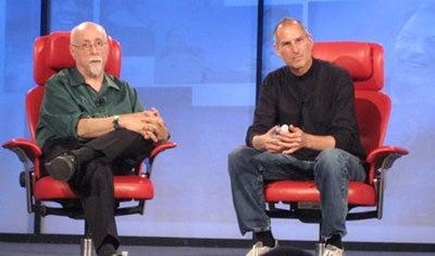 Walt Mossberg intervjuer Steve Jobs