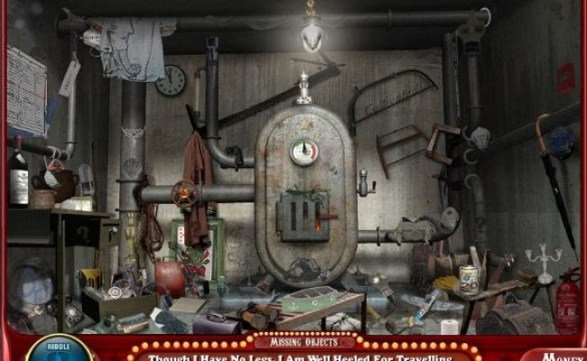 The Hidden Object Show Game Released Macworld