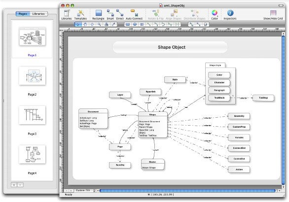 ConceptDraw 7 6 Performance Text Editing Improved Macworld
