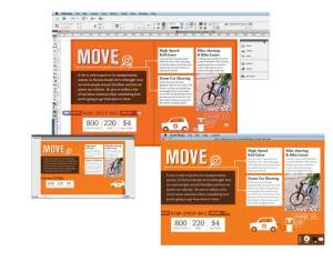 InDesign CS5 introduces interactivity to page layout
