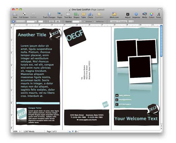 Diversify Your Pages Templates Macworld