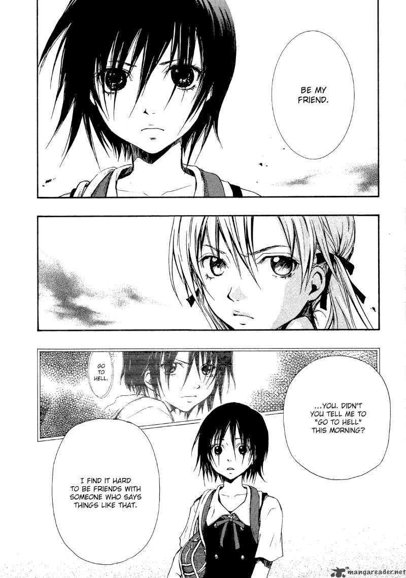 A Lollypop Or A Bullet : lollypop, bullet, Lollipop, Bullet, Chapter, MangaFreak