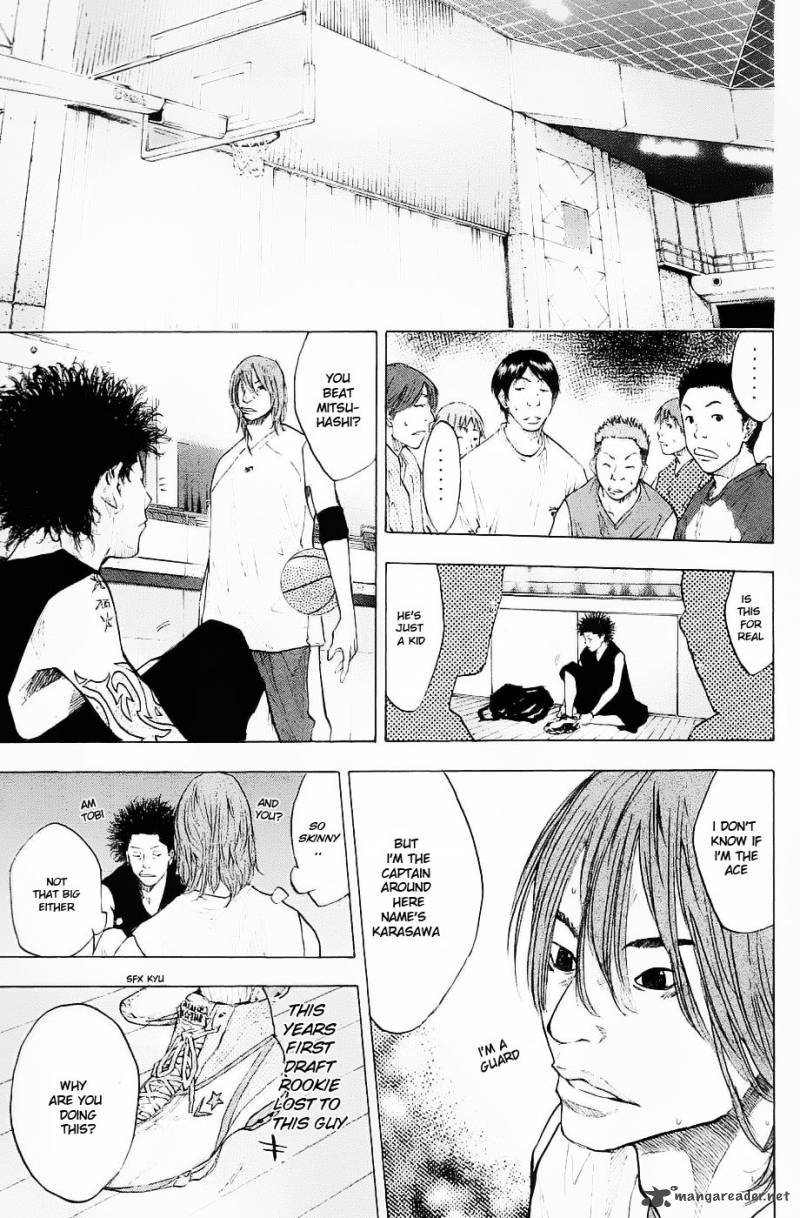 Ahiru No Sora Scan : ahiru, Ahiru, Chapter, MangaFreak